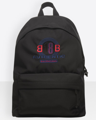 Balenciaga Herren Explorer Rucksack BB 18 Gut Verkaufen Verkauf Geschäft Mode-Stil Online-Verkauf Spielraum Heißen Verkauf Shop Günstig Online wNOm4mte9p