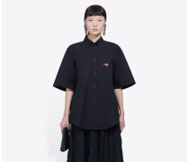 Uniform Kurzärmeliges Large Fit Shirt
