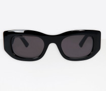 Blow Rectangle Sonnebrille