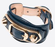 Classic Armband mit Metallumrandung