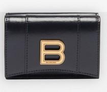 Hourglass Mini-Brieftasche