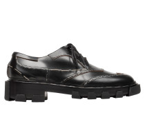Topstitch Schuh