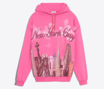 New York Kapuzensweatshirt