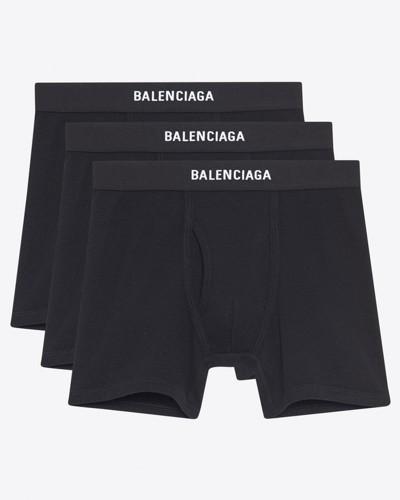 Dreifachpackung Balenciaga Boxershorts