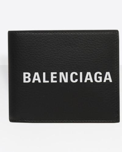 Quadratische Everyday Brieftasche