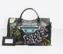 Graffiti Handtasche