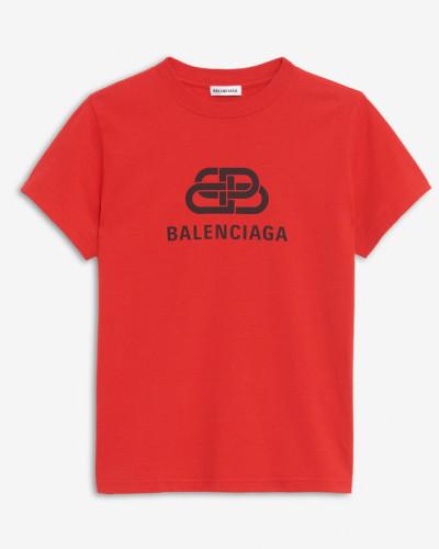 T-Shirt mit normaler Passform mit BB Motiv