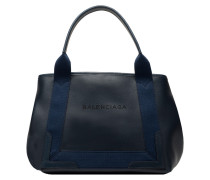 Navy Handtasche