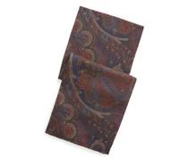 Paisley-Schal aus Seide und Kaschmir