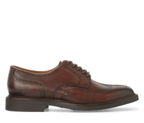 Fullbrogue Asher aus Leder