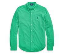 Classic-Fit-Hemd aus Baumwollpiqué Classic-Fit-Hemd aus Baumwollpiqué