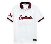 Polohemd mit Cardinals-Logo