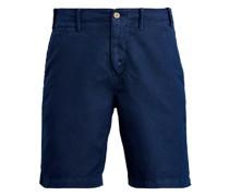 Classic-Fit Leinen-Baumwoll-Shorts