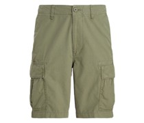 Relaxed-Fit Ripstop-Cargo-Shorts
