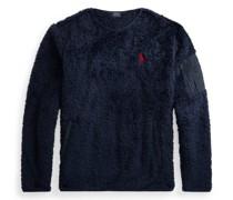 Utility-Pullover aus Fleece