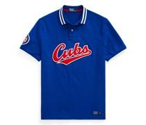 Polohemd mit Chicago-Cubs-Logo