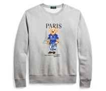 Sweatshirt mit Paris Bear