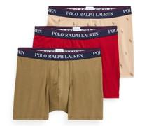 3er-Pack Boxerslips aus Baumwollstretch