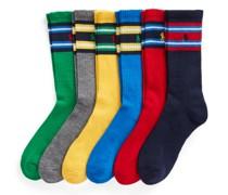 Socken im 6er-Pack