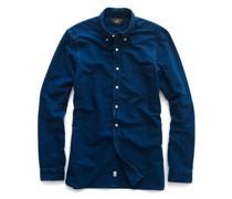Oxfordhemd aus Baumwolle