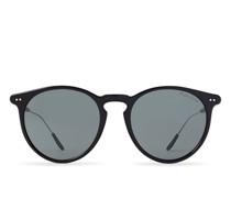 Klassische Panto-Sonnenbrille