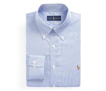 Pflegeleichtes Slim-Fit Oxfordhemd