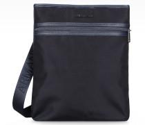 Flache Tasche mit Tablet-Fach