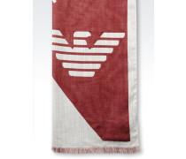 Schal aus Baumwolle/viskose