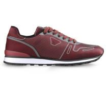 Sneaker aus Jacquard-Stoff