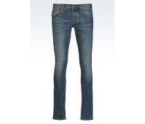 J35 Extra Slim fit Jeans in Mittlerer Waschung