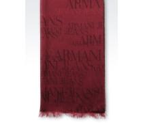 Schal aus Wolle/modal