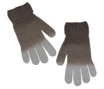 Handschuhe braun/grau