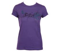 Damen T-Shirt HAIKID lila Gr. S