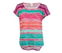 Ella Moss Damen Shirt pink türkis