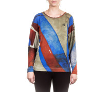 Damen Shirt multicolour
