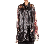 Mantel Oversized braun