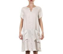 Damen Kleid MIS28FITS 336 hellgrau