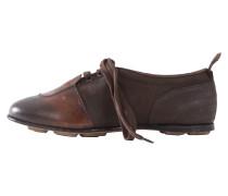 Pantofola d´Oro Damen Halbschuhe CANVAS braun