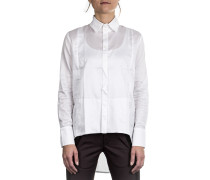 Damen Bluse Avantgarde weiss
