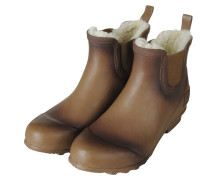 Gummi Stiefelette CARNABY aged brown