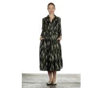 'AUDREY' Kleid mit Print