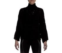 Damen Pullover Avantgarde schwarz
