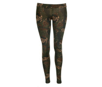 Damen Leggings Leo Gr. S