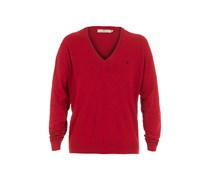 Thomas Burberry Herren Pullover EAST rot