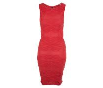 Jersey Kleid Multitude rot