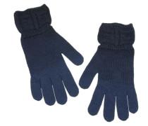 Handschuhe blau Degradé