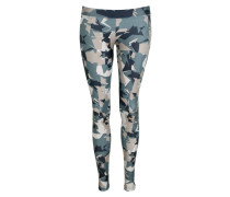 Damen Leggings camouflage Gr. S