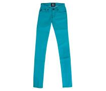 Jeans CRAZY BITCH IN POTENT türkis Gr. 25