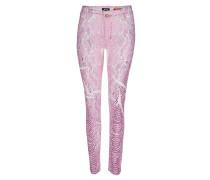 Hose pink snakeprint