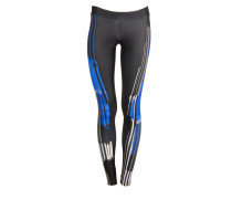 Damen Leggings black/blue Gr. S (2 Wahl)